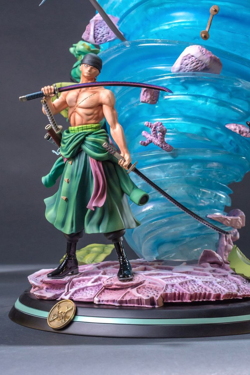 Limited HQS Statue