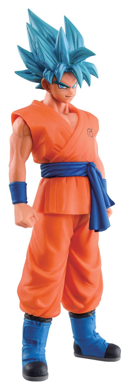 Son Goku Super Saiyajin Gott