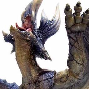 Massacre Demon Diablos Capcom Figure Builder Monster