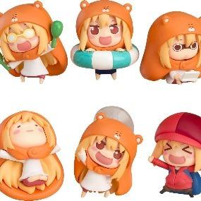 Set - Edition 2 - GSC Himouto! Umaru-chan Trading Figures (7 Figures)