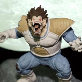 oozaru great ape vegeta special color creator x creator