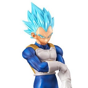 Super Saiyajin Gott Super Saiyajin Vegeta The Super Warriors Vol 5 Dxf