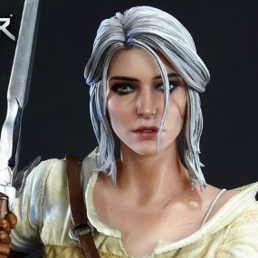 Prime 1 Studio And CD PROJEKT RED Are Proud To Present Ciri Of Cintra From The Witcher 3 Wild Hunt Cirilla Fiona Elen Riannon Also Known As