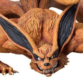kyuubi nine tailed fox precious g e m resin figure megahouse