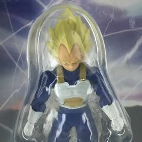 Super Saiyan Vegeta Shodo Actionfigur