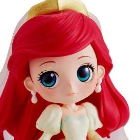 Arielle Dreamy Style Disney Arielle Die Meerjungfrau Q Posket Banpresto