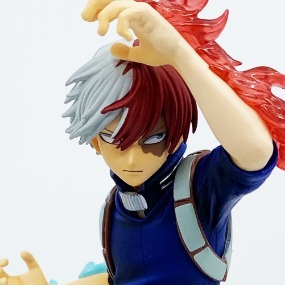 Shoto Shouto Todoroki The Amazing Heroes Figure Vol 2