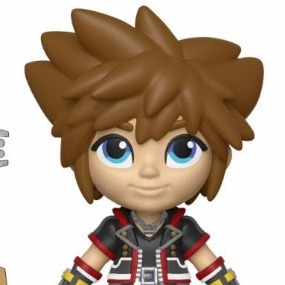 Sora - 5 Star Vinyl - Kingdom Hearts 3 - Funko - English e8e6ed6b0fb3