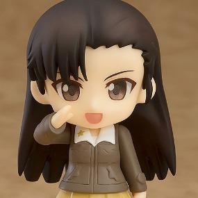 Girls und Panzer Nendoroid Petite - Kinuyo Nishi