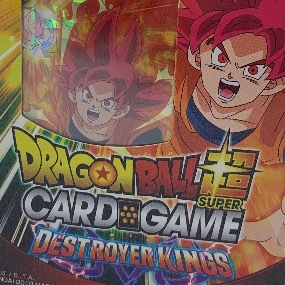 Destroyer Kings Special Pack Dragonball Super Card Game Season 6 English Version