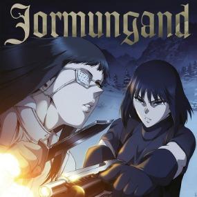 Jormungand DVD Vol  2 (Season 1 Ep  7-12) - English