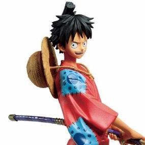 Monkey D  Ruffy - One Piece Stampede - DXF Grandline Men - Banpresto