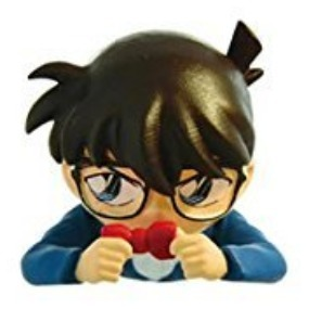Conan Edogawa (laying) - Detective Conan / Case Closed - desktop figure