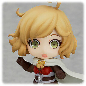 Goblin Slayer Teena Rage Of Bahamut Nendoroid Petit