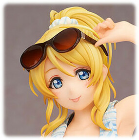 Profile eri eli ayase   swimsuit version   alter vorschau