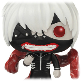 Funko Pop Animation 61 Ken Kaneki English