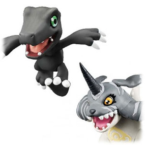 Profile blackagumon und blackgabumon   digi colle limited set vorschau
