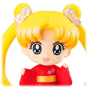 Usagi (Bunny) Tsukino / Sailor Moon - Yukata Version - Special Petit Chara