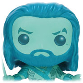 Funko Pop! Heroes #87: Aquaman - Limited Edition