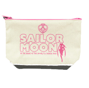 Sailor Moon- light pouch (natural) - Spiral Heart Moon Rod
