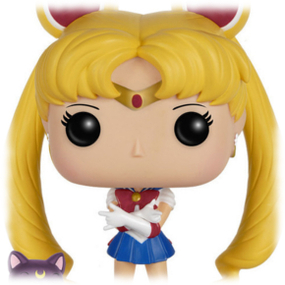 Funko Pop! Animation #89: Sailor Moon and Luna