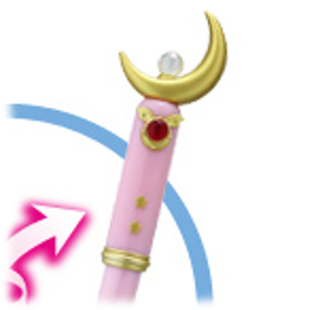 Sailor Moon Pencil Eyeliner - Moon Stick with golden lettering - Miracle Romance