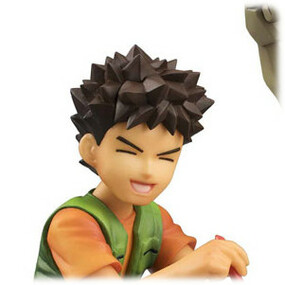 Brock with Geodude and Vulpix - Megahouse G.E.M.