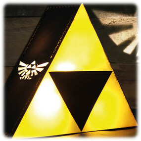 A Very Special Item For All Legend Of Zelda Fans Comes Into Our Shop. The  Triforce Is One Of The Most Characteristic Items Of The Video Game Series.