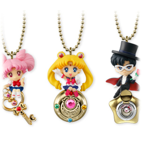 Sailor Moon, Sailor Chibi Moon and Tuxedo Mask - Twinkle Dolly Special Set