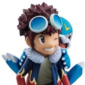 Davis Daisuke Motomiya And Veemon G E M Series English