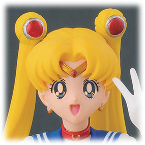 Sailor Moon - Break Time Figure
