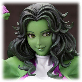 She-Hulk - Marvel Bishoujo