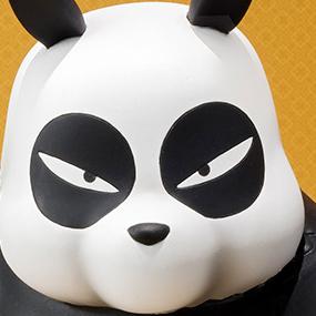 Ranmas Vater Genma Saotome Bekommen Wir Jetzt In Seiner Panda Form Als Figuarts Zero Figur Er Passt Wunderbar Zu Den SH Von Ranma