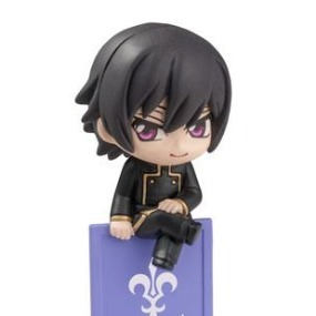 Lelouch Lamperouge - Uniform Version - Code Geass Ochatomo On the Glass!